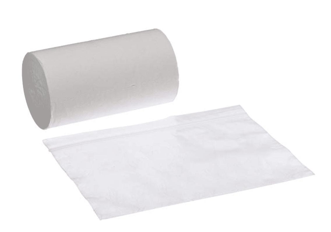 travel toilet paper