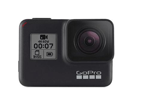 GoPro HERO7 Black — Waterproof Digital Action Camera