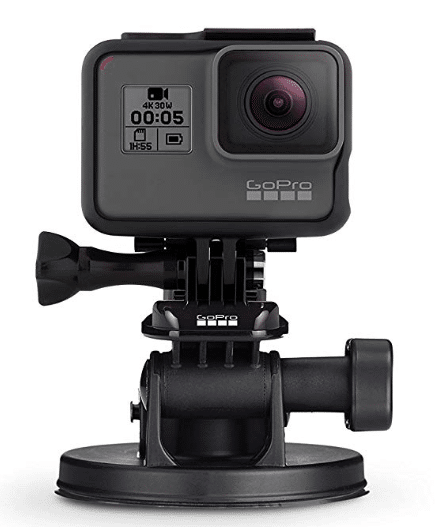 GoPro Suction Cup Mount (GoPro Official Mount)GoPro Suction Cup Mount (GoPro Official Mount)