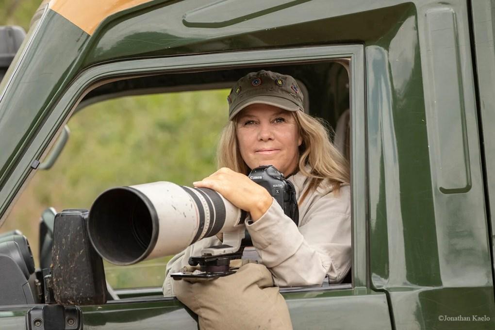 Piper Mackay - African Photo Safaris