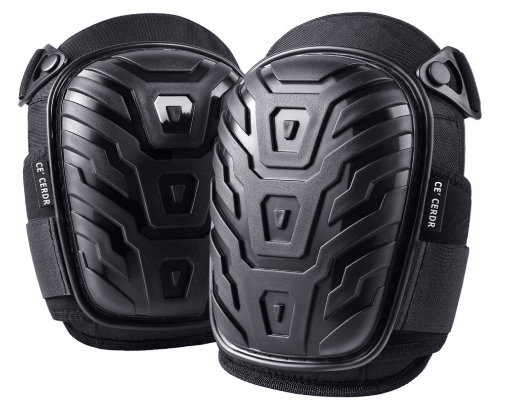Heavy Duty Foam Padding Kneepads