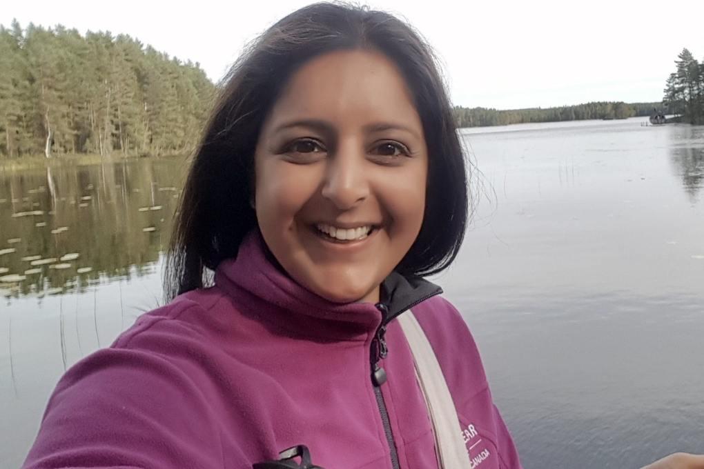 Writer/editor Meera Dattani