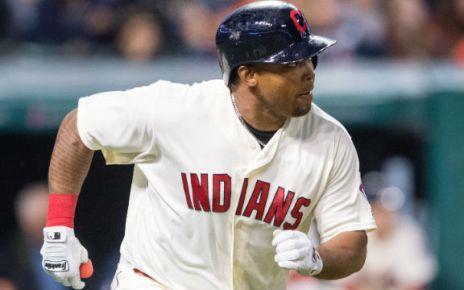 Marlon Byrd Cleveland Indians