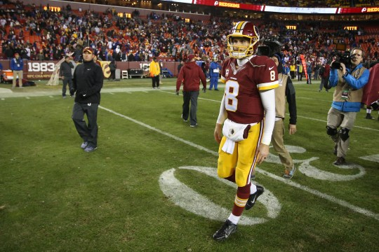 Free Agency - Kirk Cousins