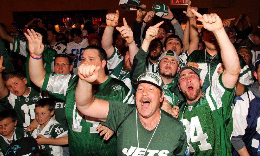 no quarterback for the New York Jets