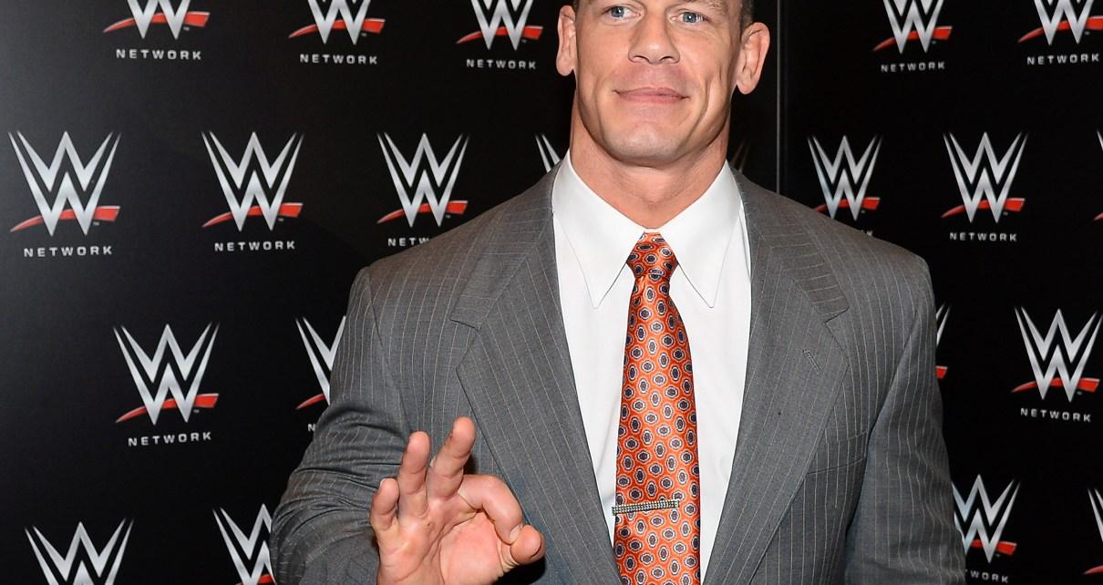 John Cena sets his eyes on Wrestlemania 33