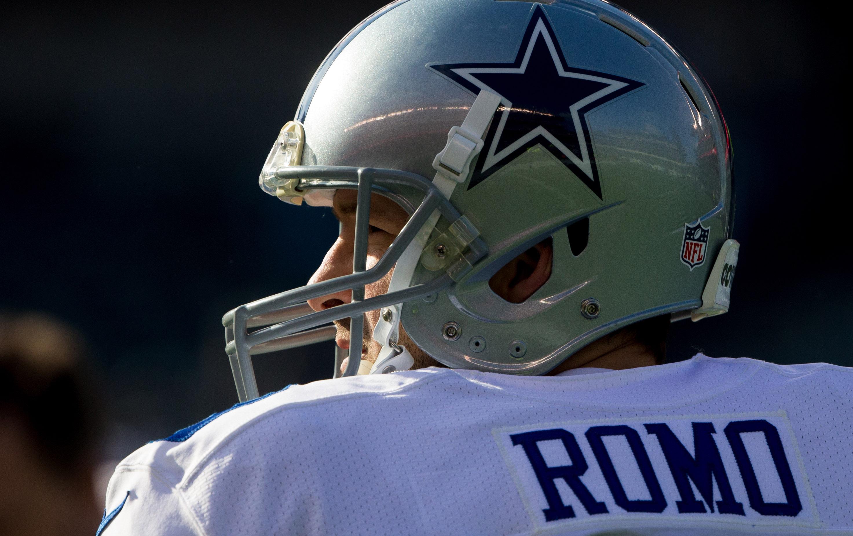 Tony Romo a Washington Redskin