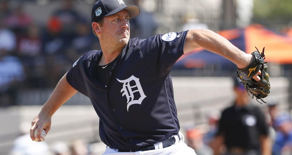 Is Jordan Zimmermann a fantasy baseball bounce back candidate?