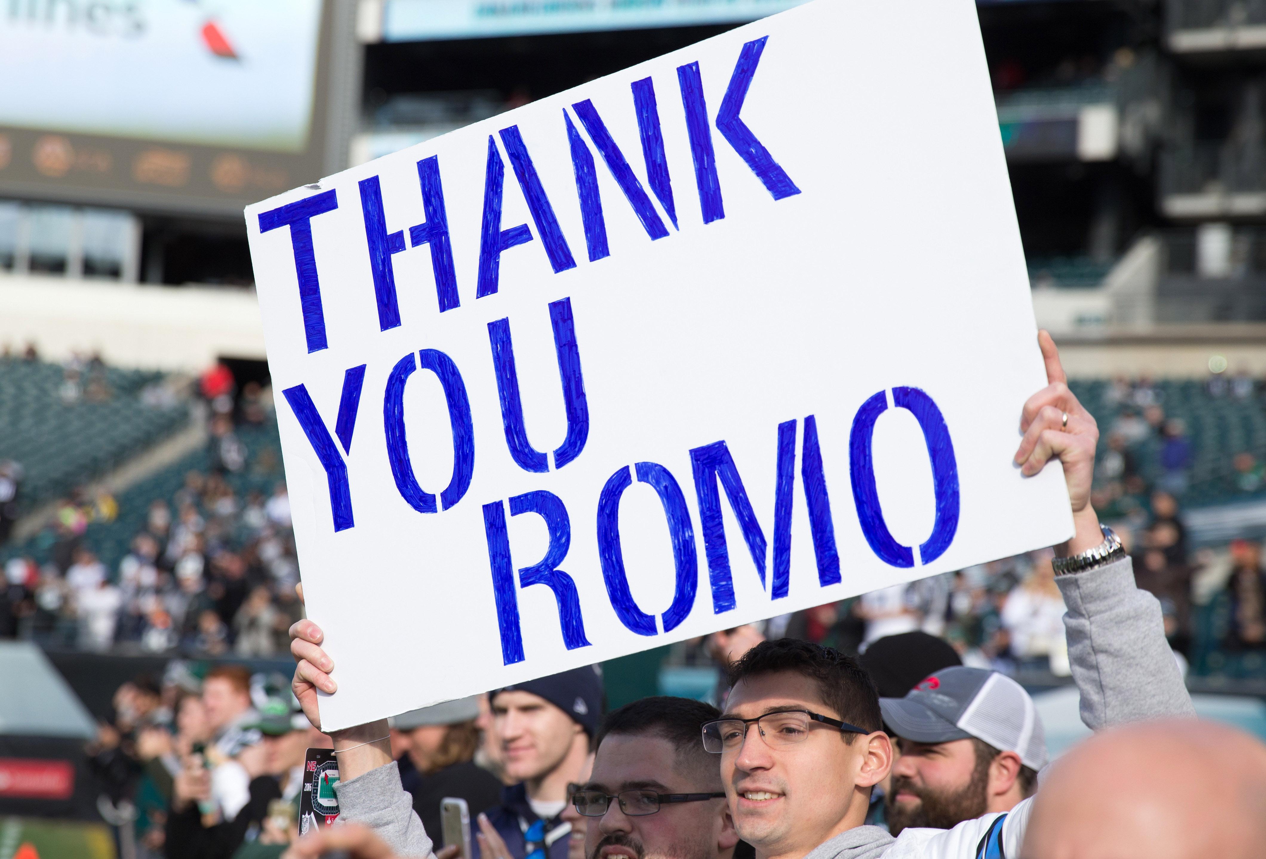 Tony Romo Retires