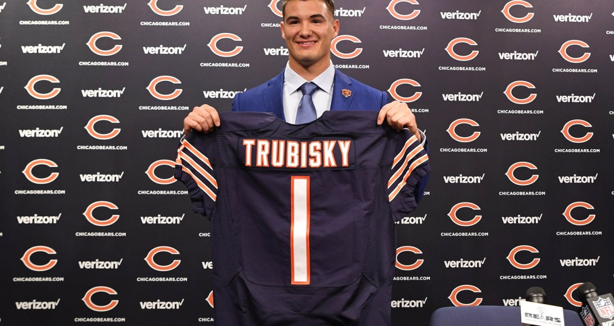 Mitchell Trubisky Fantasy Football