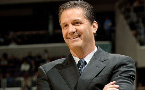 John Calipari Kentucky Head Men's Basketball Coach