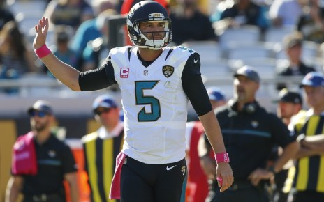 Blake Bortles 100 million