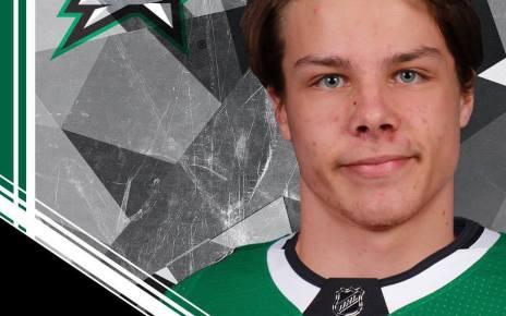 Dallas Stars Miro Heiskanen