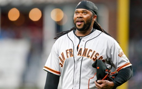 New York Yankees Johnny Cueto