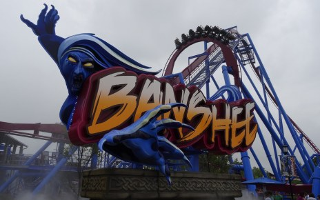 Banshee @ Kings Island