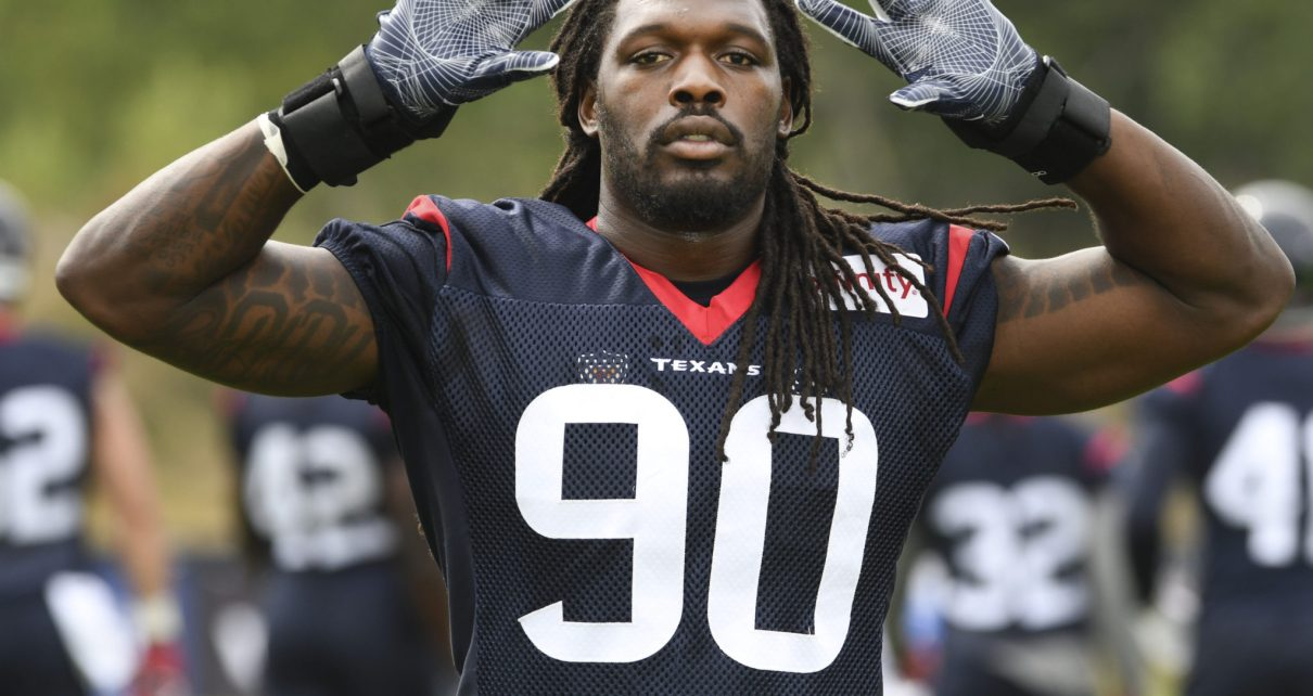 Jadeveon Clowney DE Houston Texans