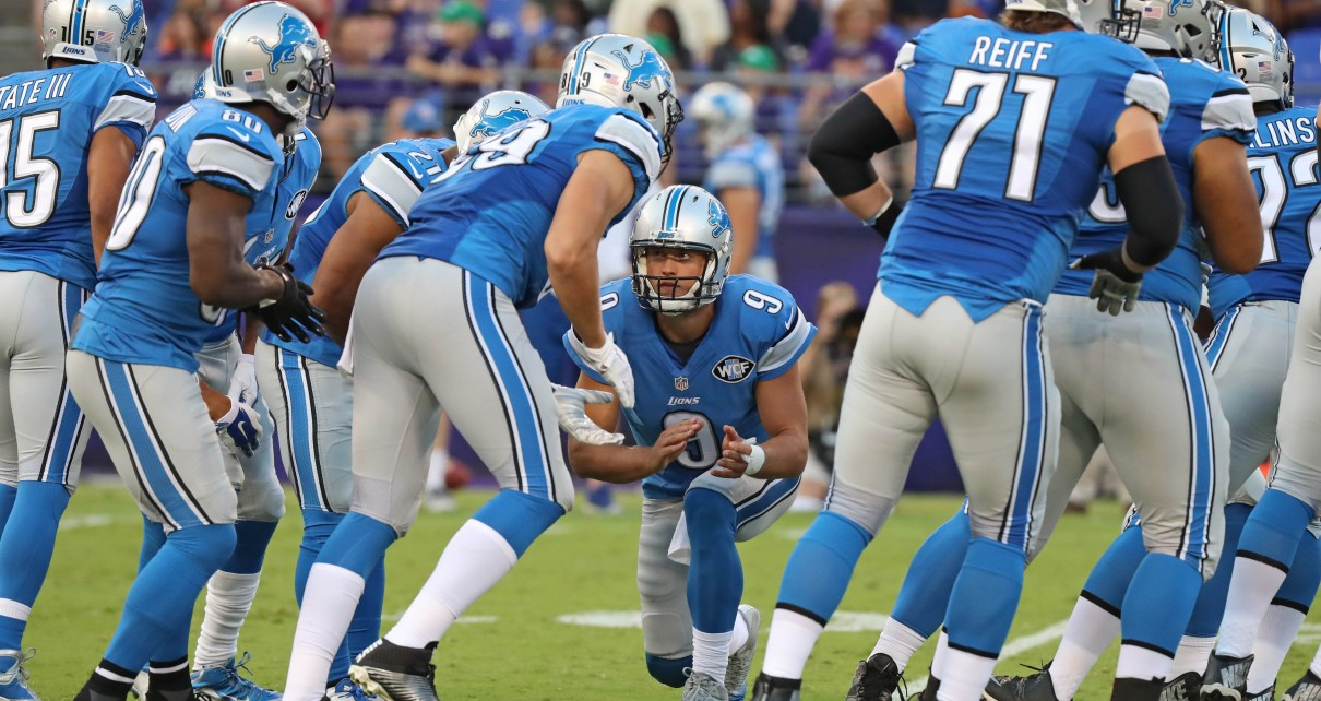 Detroit Lions Offensive Preview
