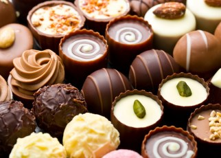 Swiss & Belgian Chocolate