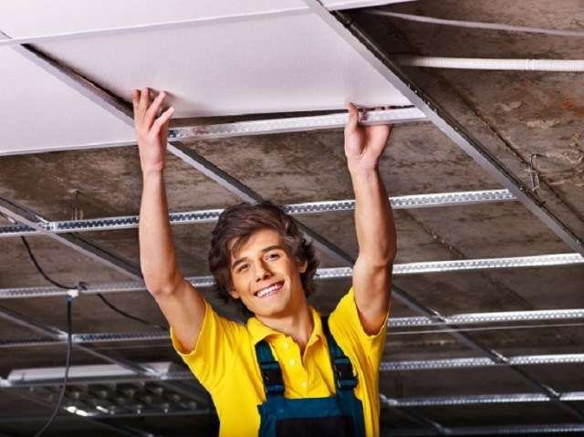 Suspended Ceilings Contractor