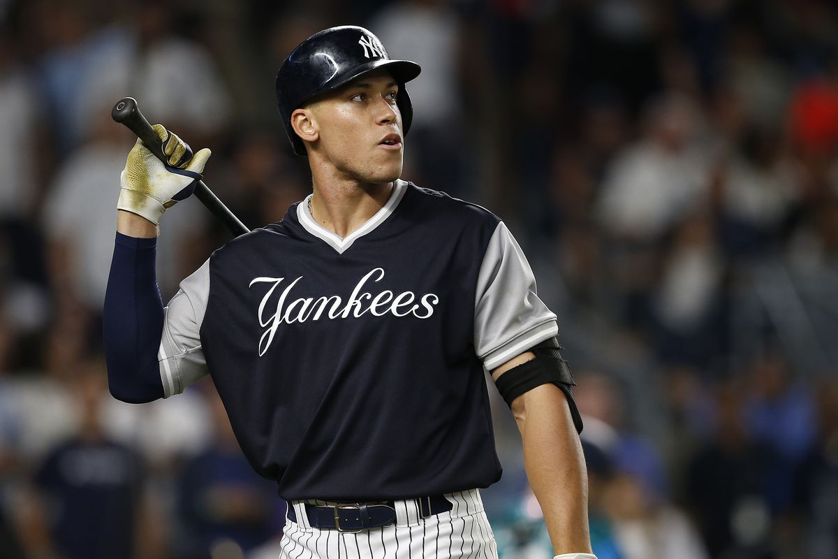 Could Aaron Judge Bat Leadoff For The New York Yankees?