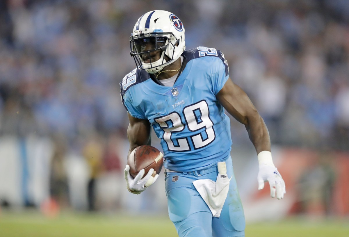 The Miami Dolphins Will Meet With Running Back DeMarco Murray