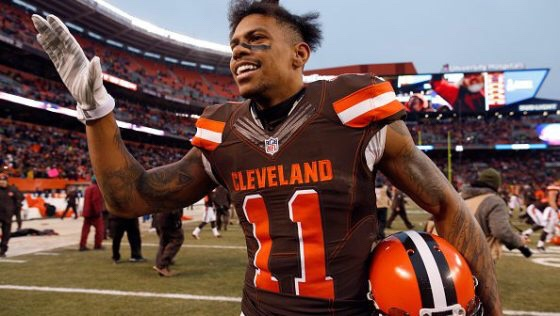 Terrelle Pryor: Thanks To Signing Ex-Cleveland WR, Gang Green Going Brown