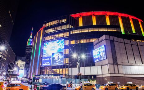 Madison Square Garden (Anthony Quintano- Engagement Editor at Honolulu Civil Beat)