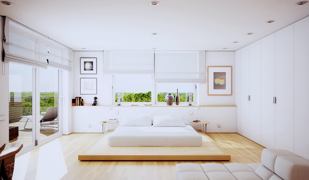 Home Décor: 5 Budget Friendly & Minimalist Bedroom Design ... on Minimalist Bedroom Design  id=87273