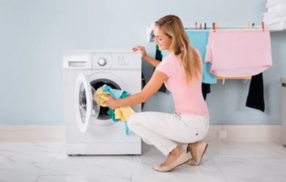 Keep the Outside of the Dryer Clean