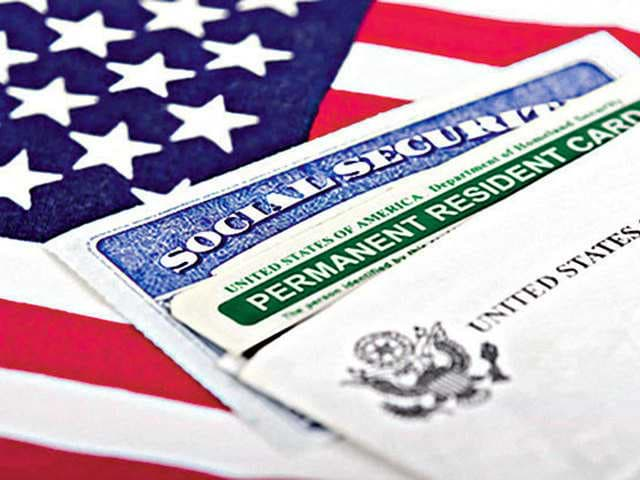 How To Get A USA Green Card