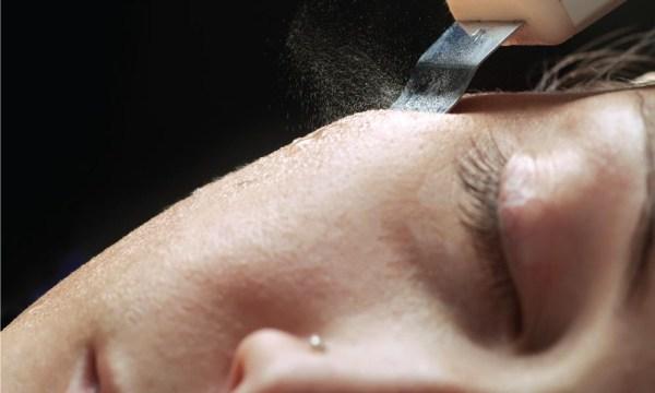 Skin Scrubber Spatula