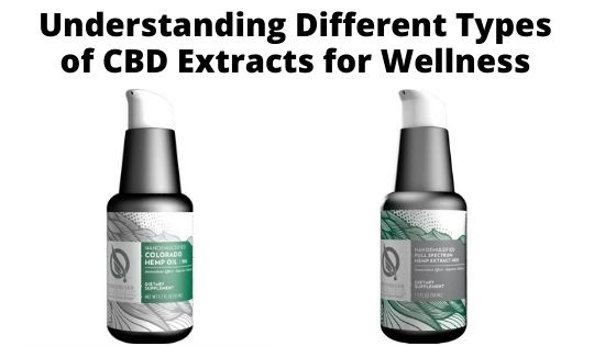 Understanding Different Types of CBD Extracts for Wellness