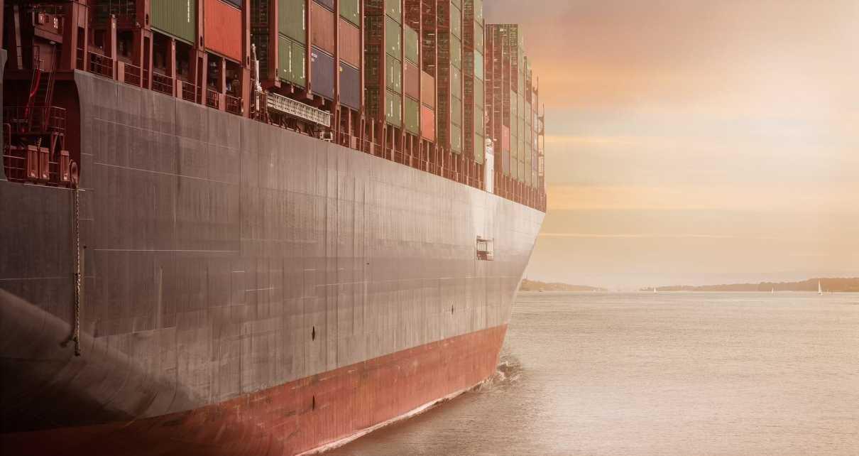 Products Shipped via Sea