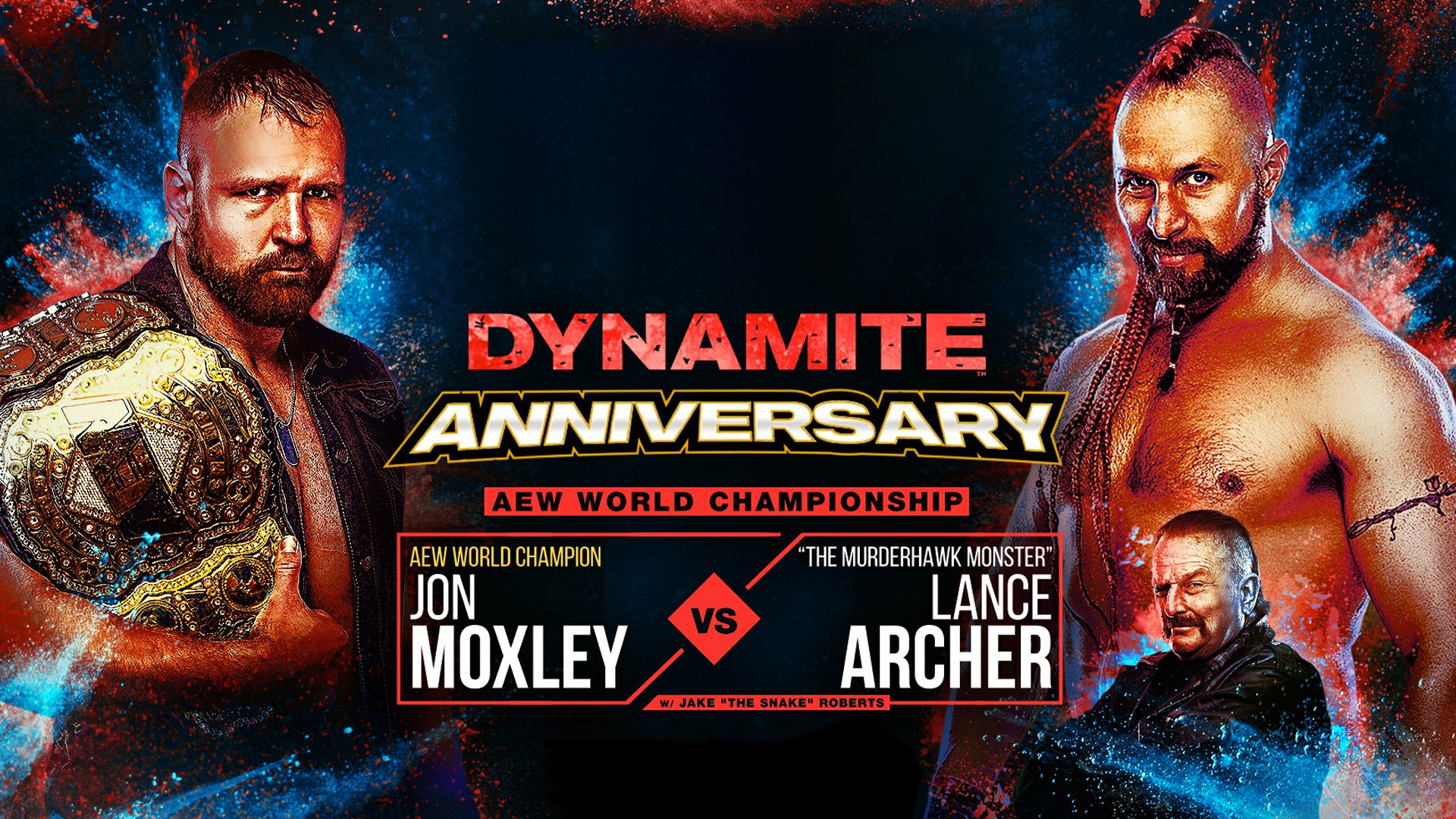 AEW Dynamite: Anniversary Edition