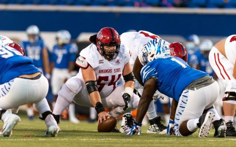 Georgia State Panthers vs Arkansas State Red Wolves
