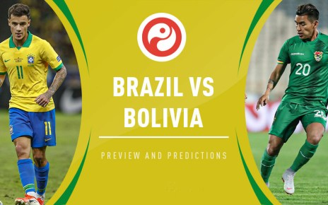Brazil vs Bolivia live