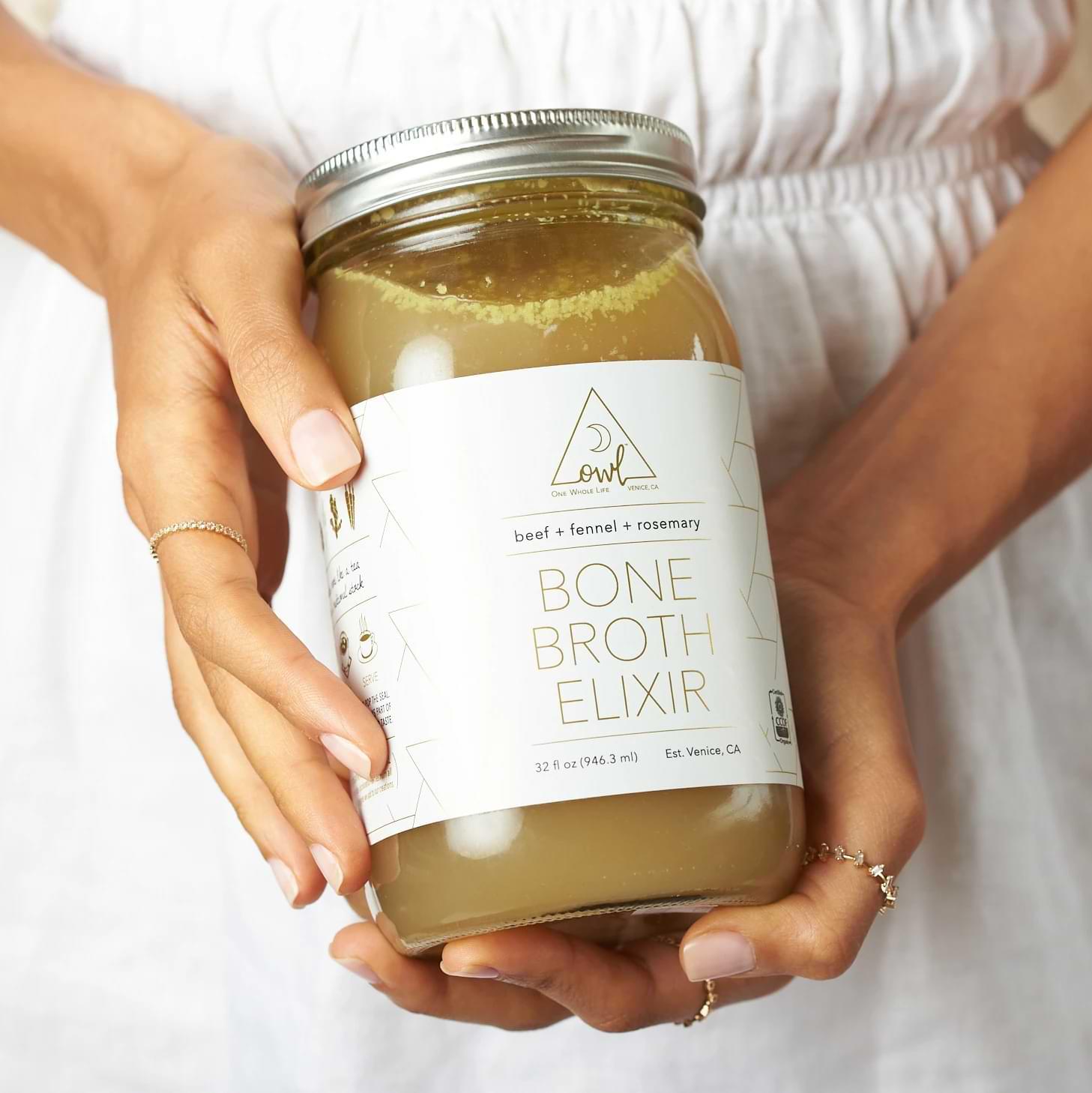 Extraordinary Benefits Of Organic Broth