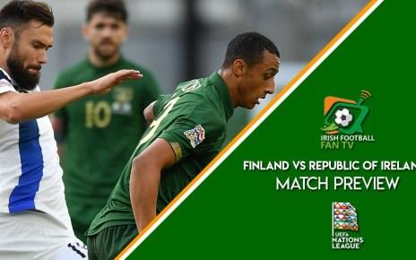 Finland vs Ireland