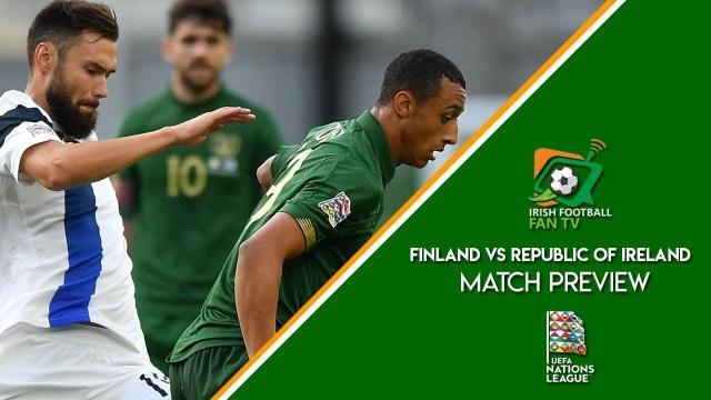Finland vs Republic of Ireland