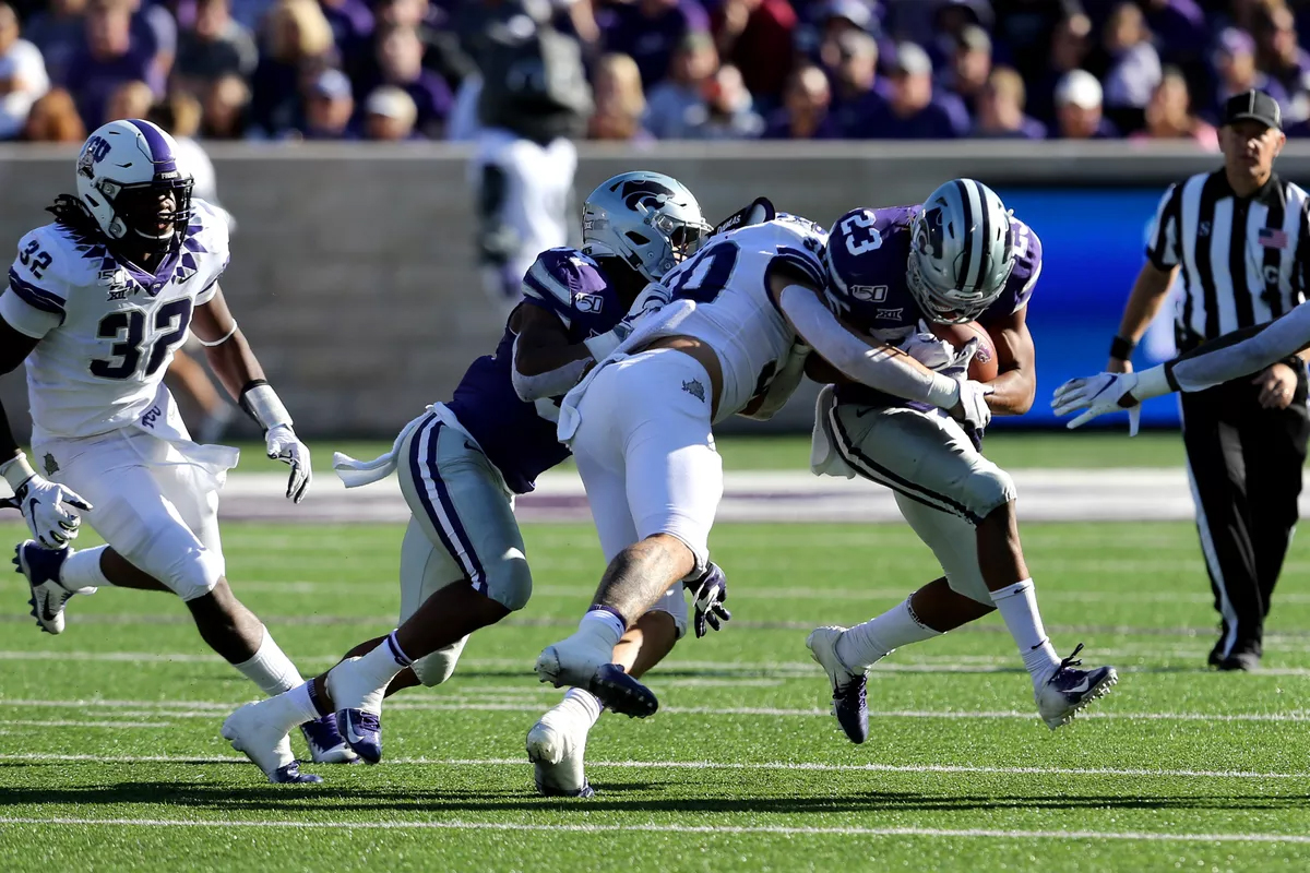 Kansas State vs TCU