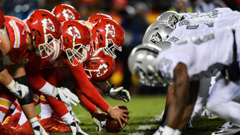 Raiders vs Chiefs live