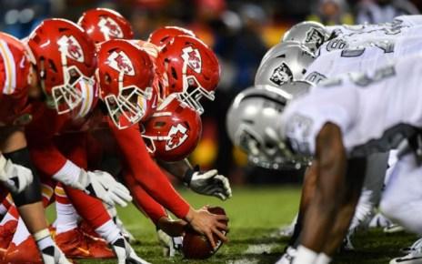 Raiders vs Chiefs live