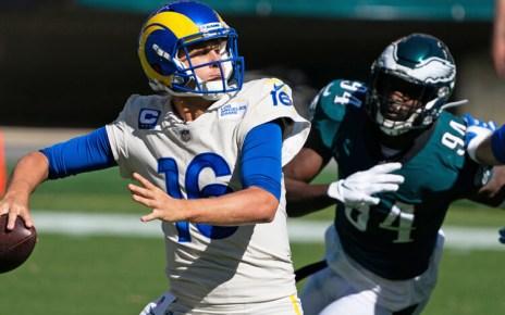 Rams vs Washington