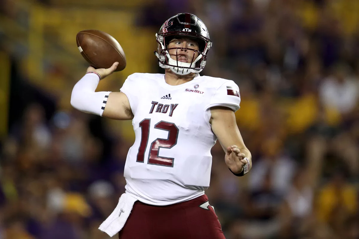 Troy vs Texas State