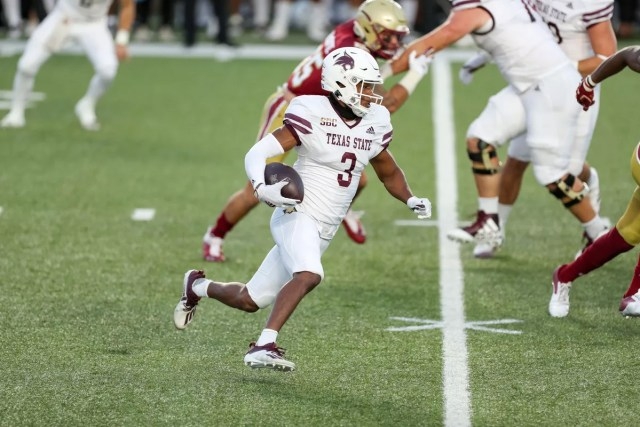Texas State vs Troy