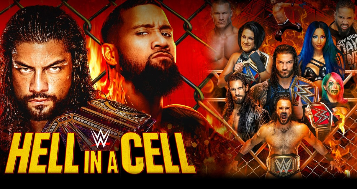 WWE Hell in a Cell 2020 free reddit live streaming