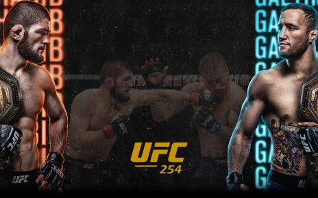 UFC 254 Full Fight Live Stream Reddit FREE