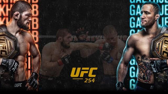 UFC 254 Full Fight Live Stream Reddit FREE