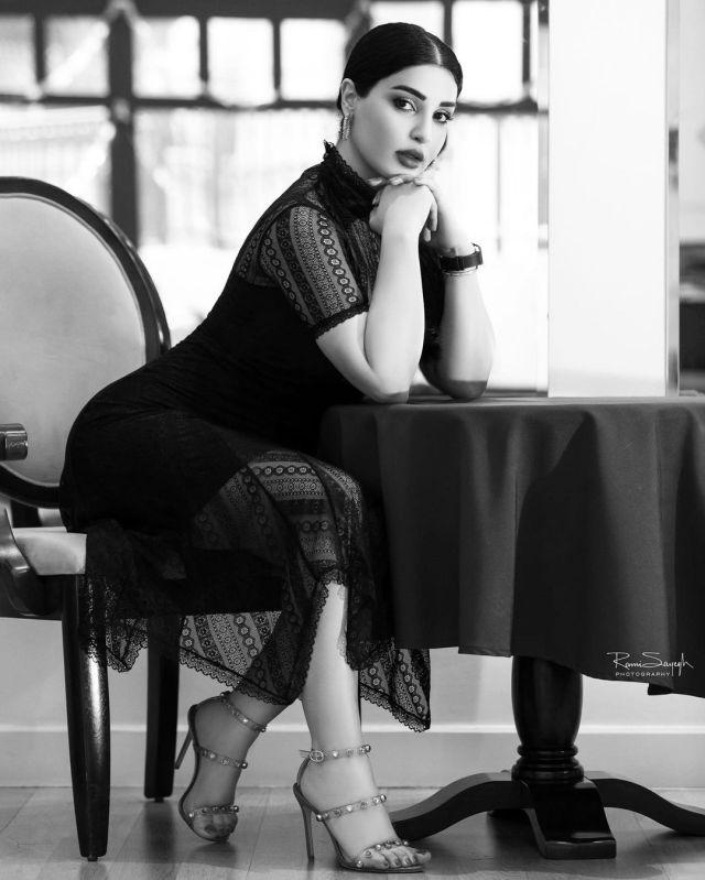 Lelas Al Waleed Black & White