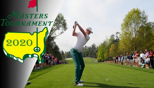 Masters 2020 Golf Tournament